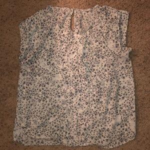 LC Lauren Conrad Shirt EUC